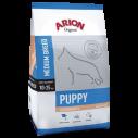 Arion Original Puppy Medium Breed - Laks og Ris 12kg