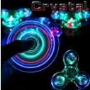 Fidget spinner Crystallic Led