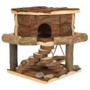 Gnaver hus IDA passer bla. til hamster og mus. mål: 19 x 20 x 19 cm.