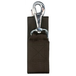 Reservehåndtag til hundens sikkerhedssele. OBS denne model kan bruges med bilens sikkerhedssele
