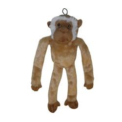 Svingende abe med piv og knitrende arme