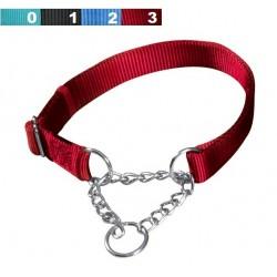 "Halsbånd ""Premium"" Med kæde. Regulerbar."