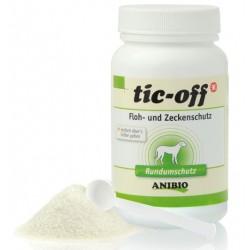 Anibio tic-off pulver 140 gram