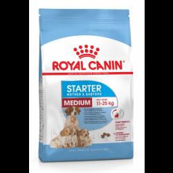 Royal Canin Medium Starter. Mother & Babydog. Voksenvægt 11-25 kg. hund. (12 kg)