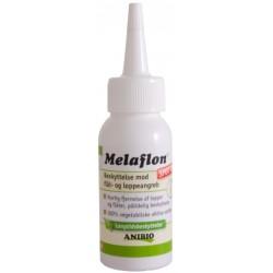 Anibio Melaflon spot on. 50 ml. Beskytter mod lopper og flåter.