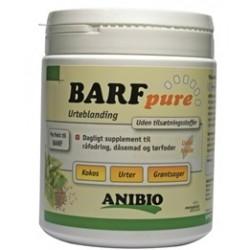 Barf Pure Tilskudsfoder til hund og katte 350 gram Dagligt supplement til råfodring, dåsemad og tørfoder.