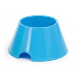 SAVIC Cocker hundeskål af plast, 0,7L. Ass. farver