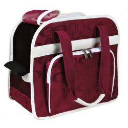 Alisha transporttaske. Rød