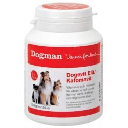 Dogevit / Kafomavit til alle hunde, men specielt for hvalpe, voksende hunde, drægtige/diegivende tæver.