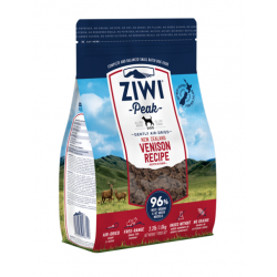 "ZiwiPeak ""Daily Dog"" Cuisine Venison (Hjort/vildt)."