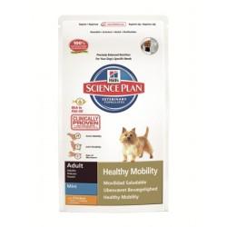 Hill's Science Plan Adult Healthy Mobility Mini with Chicken. Til voksne mindre hunde på op til 10 kg. 1-6 år