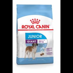 Royal Canin Giant Junior. Hunde fra 8 til 18/24 måneder. Voksenvægt over 45 kg. (15kg)