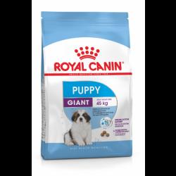 Royal Canin Giant Puppy. Op til 8 måneder. Voksenvægt over 45 kg. (15kg)