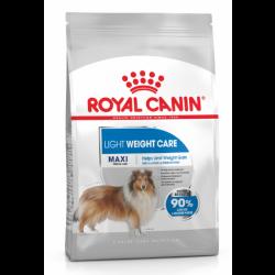 Royal Canin Maxi LIGHT Weightcare. Hunde med særlige behov over 15 måneder. 26-44kg. (10kg)