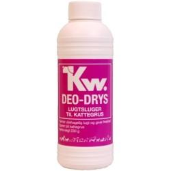 KW Deo-drys. 230 g. til kattegrus.