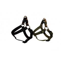 Alfa-Scandia Step-In hundesele justerbar med snablås