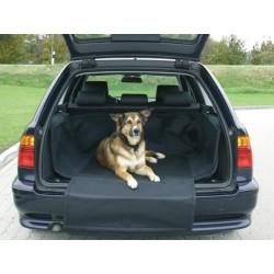 Bil tæppe. Tæppe til bagagerum. Nylon. Mål: 164x125 cm. Med høje sider og kofangerbeskyttelse