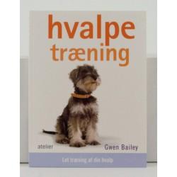 Bogen: Hvalpetræning. Af Gwen Bailey