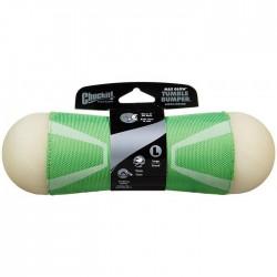 Chuckit Max glow Tumble Bumper 26 cm Grøn/hvid