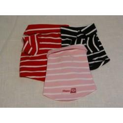 Sømands T-shirt med flip