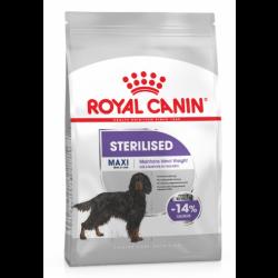 Royal Canin Maxi Sterilised til steriliserede/kastrerede hunde over 15 måneder. (9kg)
