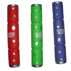 """Good Boy Jule-""""knallert"""" Ass. farver. 2 størrelser."""