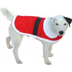 Julemandsfrakke til hunden