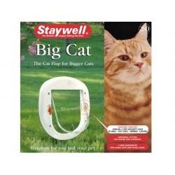 Kattelem fra Staywell. Til de store katte.