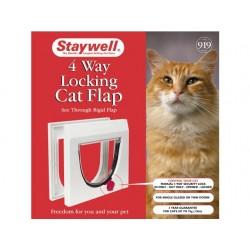Kattelem fra Staywell. 4-vejs.