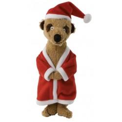 Gigant Jule-surikat bamse. Måler 50 cm