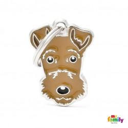 Hundetegn, Airedale Terrier