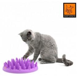 Northmate Catch spis-langsomt skål til katte