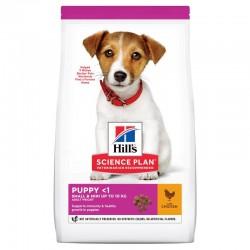 Hill's Science Plan Puppy Small&Mini Chicken