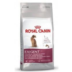 Royal Canin Exigent 33 Aromatic Attraction - Til voksne kræsne katte, hvad angår duft. Over 1 år.