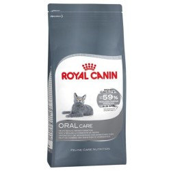 Royal Canin Oral Care.