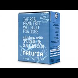 Naturea Naturals Chicken&fish kornfri vådfoder 375 gram