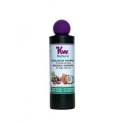 KW Nature Økologisk Fugtgivende Shampoo med Jojoba- og Kokosolie